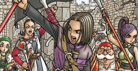 <em>Dragon Quest XI</em> para Nintendo 3DS no llegará a Occidente