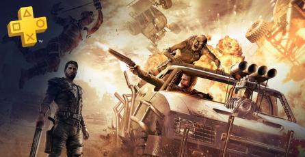 <em>Mad Max</em> y <em>Trackmania Turbo</em> son los juegos de Abril para PS Plus