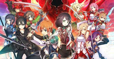 <em>Sword Art Online: Integral Factor</em> llegó hoy a iPhone, iPad y Android