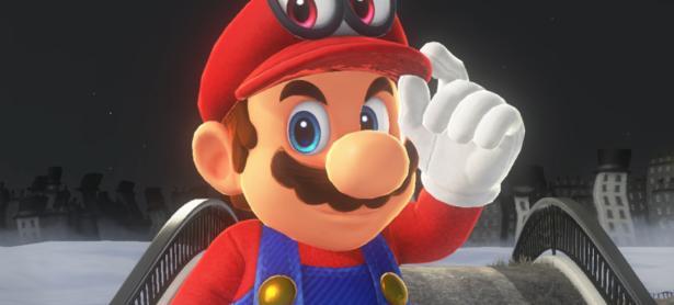 Nintendo agregó nuevos trajes a <em>Super Mario Odyssey</em>