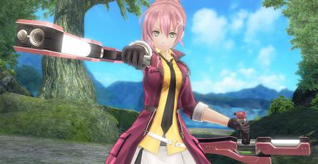 Ve las nuevas capturas de <em>The Legend of Heroes: Trails of Cold Steel IV</em>