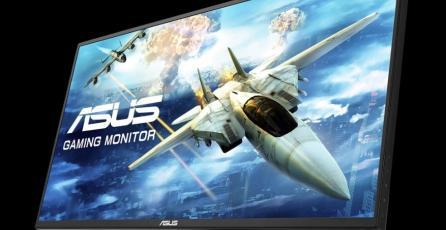 ASUS introduce un nuevo monitor enfocado a jugadores de consola