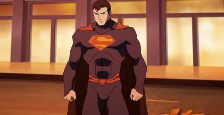 Película animada <em>La Muerte de Superman</em> recibe su primer avance