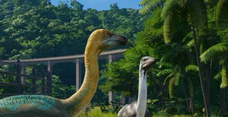 Mira más de 20 minutos de gameplay de<em> Jurassic World Evolution</em>