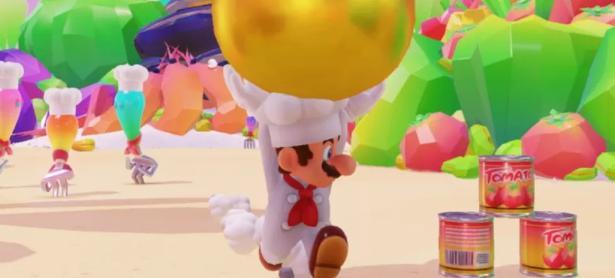 Usaron cuchillos y cucharas para grabar la música de <em>Super Mario Odyssey</em>
