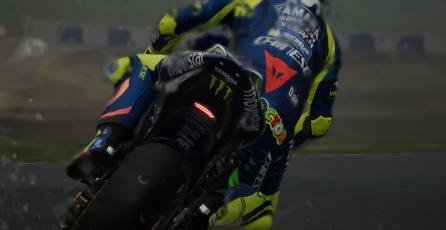 La adrenalina de <em>MotoGP 18</em> está en camino a consolas y PC