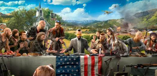 <em>Far Cry 5</em>
