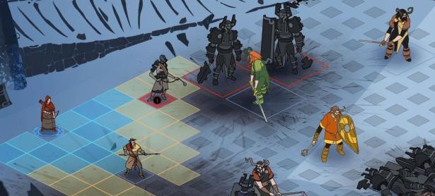 Listan <em>The Banner Saga Collection</em> para PS4 y Xbox One