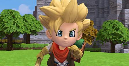 Checa las nuevas capturas de <em>Dragon Quest Builders 2</em>