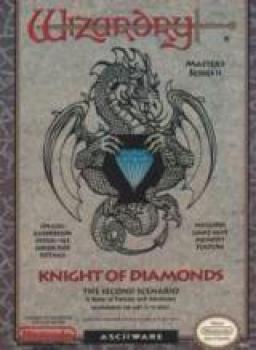 Wizardry: Knight of Diamonds
