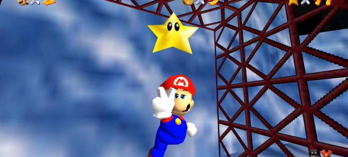 Juega Super Mario 64 a 60 FPS y 4K con este nuevo mod - Tarreo