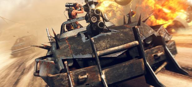 Miembros de PS Plus ya pueden descargar <em>Mad Max</em> gratis