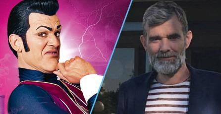 Regresó el cáncer del actor tras Robbie Rotten y decide alejarse de la Internet