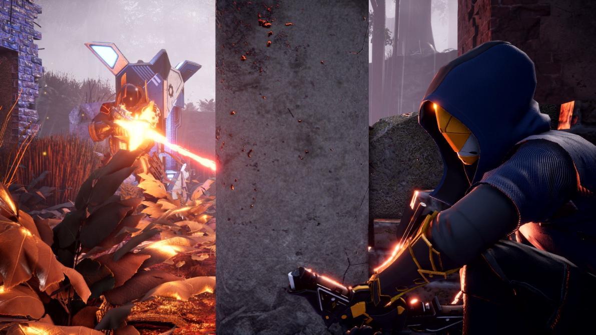 Aquí están las primeras capturas de <em>Deathgarden</em>