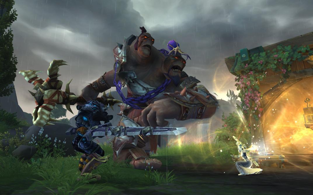 ¡Checa las nuevas capturas de <em>World of Warcraft: Battle for Azeroth</em>!