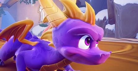 ¡Confirman trilogía remasterizada de <em>Spyro</em> para PS4 y Xbox One!