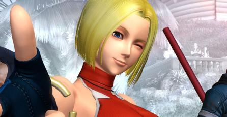 Blue Mary se unirá a los combates de <em>The King of Fighters XIV</em>