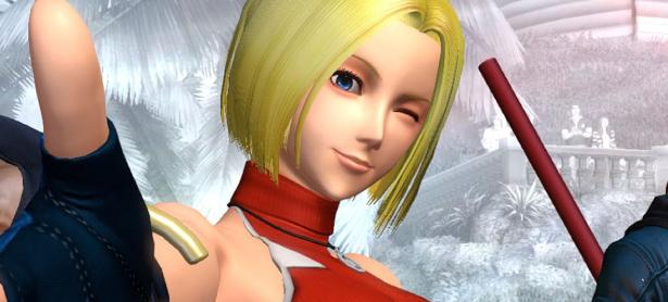 Blue Mary se unirá a los combates de <em>The King of Fighters XIV</em>