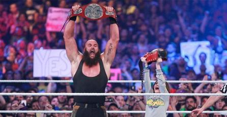 Braun Strowman y Nicholas de 14 años son los nuevos campeones en pareja de la WWE