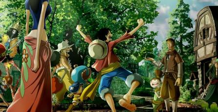 <em>One Piece: World Seeker</em> luce genial en sus nuevas capturas