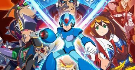 Es oficial: habrá 2 entregas de <em>Mega Man X Legacy Collection</em>
