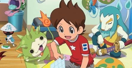 <em>Yo-kai Watch 4</em> está en desarrollo para Nintendo Switch