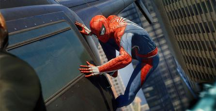 Mira las nuevas imágenes de <em>Marvel's Spider-Man</em>