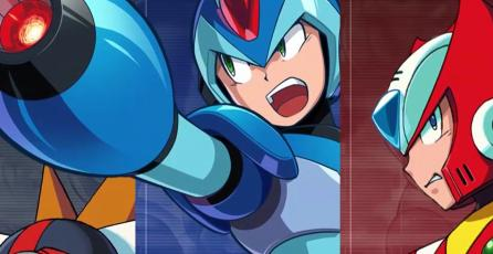 <em>Mega Man X Legacy Collection 1 & 2 </em>llegarán a América en julio