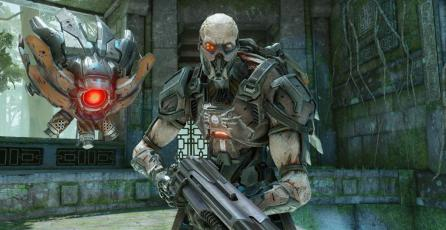 Strogg y Peeker te atormentarán en <em>Quake Champions</em>