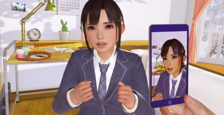 Juego para adultos <em>VR Kanojo</em> ahora está disponible en Steam