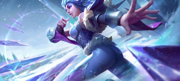 Irelia será fortalecida en la próxima versión de League of Legends