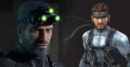 Sam Fisher lamenta el retiro de Solid Snake en cameo de <em>Ghost Recon Wildlands</em>