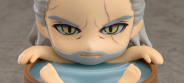 Nendoroid de <em>The Witcher</em> llega a la venta en septiembre