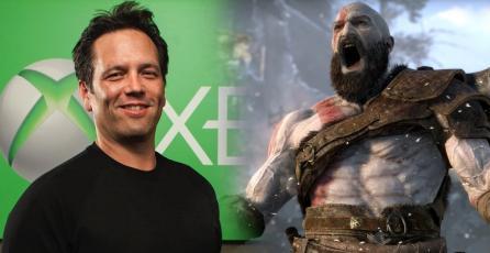 Cabeza de Xbox felicita a PlayStation por las estelares reseñas de <em>God of War</em>