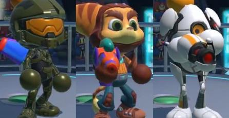 <em>Super Bomberman R</em> revela sus personajes exclusivos para PC, PS4 y Xbox One
