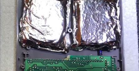 Encuentran drogas en el interior de cartuchos de NES
