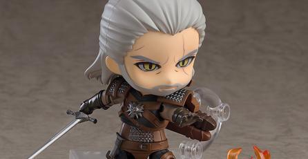 Comienza la preventa de la figura Nendoroid de Geralt de Rivia