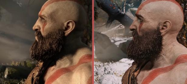 <em>God of War</em> para PS4 luce mejor hoy que en su tráiler de estreno