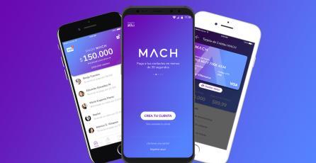 Tarjetas de débito virtuales <em>MACH</em> comienzan a distribuirse desde el 23 de abril