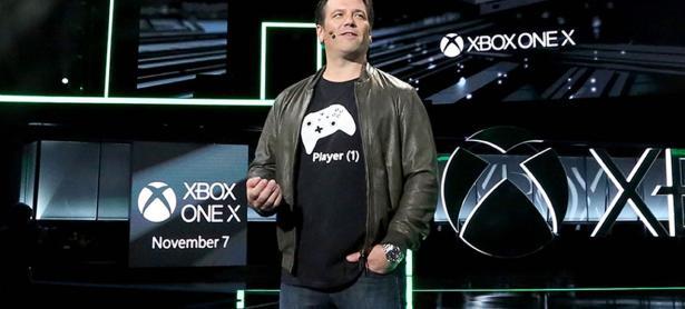 Spencer: respuesta obtenida por Xbox One X impactará los planes a futuro