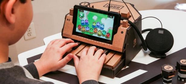RUMOR: Rengo es la compañía que surte el cartón para Nintendo Labo