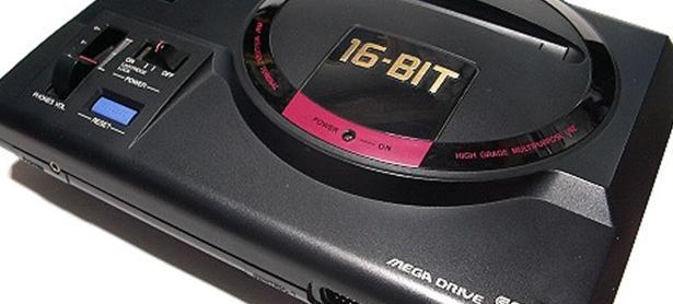 SEGA reveló su consola retro Mega Drive Mini