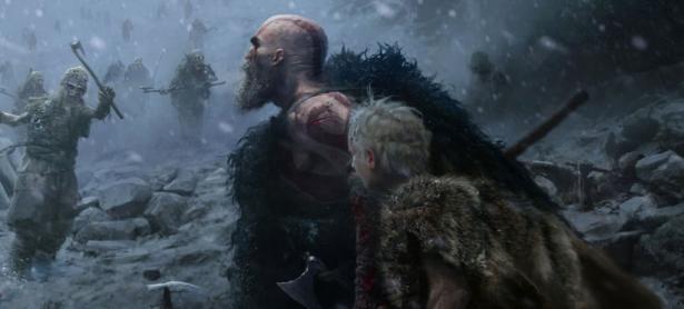 Barlog: la mitología nórdica hace espectacular el mundo de <em>God of War</em>