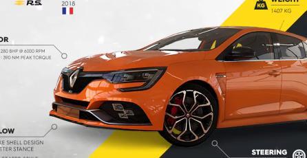 Así de veloz es el Renault Megane R.S. en <em>The Crew 2</em>