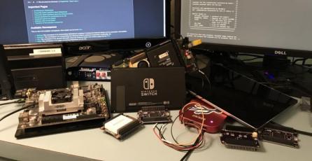 "Jailbreak ""<em>Fusée Gelée</em>"" de Nintendo Switch pretende lanzarse en invierno"