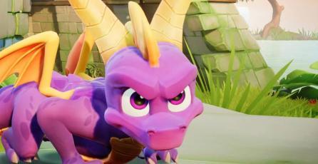 Checa estos increíbles controles de <em>Spyro the Dragon</em> para PS4 y Xbox One