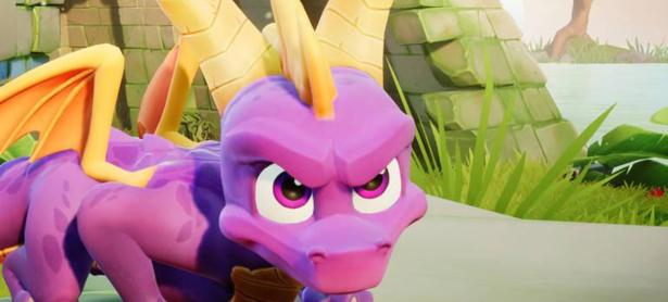 Checa estos increíbles controles de <em>Spyro the Dragon</em> para PS4 y Xbox One