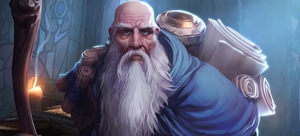 Prueba los poderes de Deckard Cain en <em>Heroes of the Storm</em>