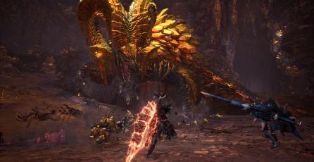 Nueva actualización de <em>Monster Hunter World</em> viene con nuevo mapa, modo y monstruo
