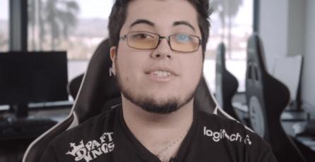 """Chileno Gonzalo <em>""""ZeRo""""</em> Barrios no competirá en <em>Smash</em> para Switch"""